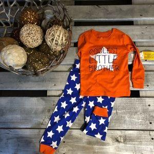 Little Brother Pajama Set